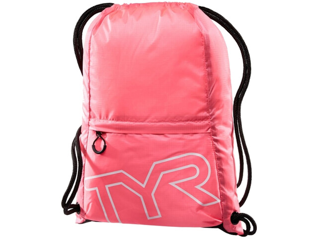 TYR Draw String Backpack, pink